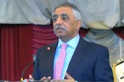 کراچی میں امن جا مع کا وشوں کا نتیجہ ہے ، گورنر سندھ
