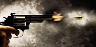 پرانی رنجش پر دو گروپوں میں فائرنگ، سات افراد پر مقدمہ