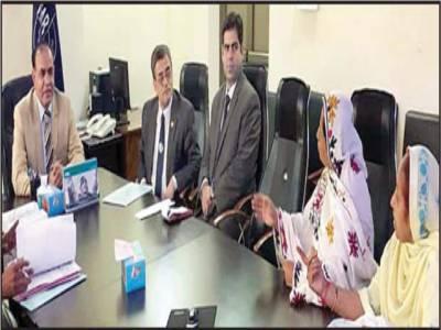 ڈی جی نیب ملتان نے شہریوں کی شکایات سنیں' متعلقہ افسران کو کارروائی کا حکم