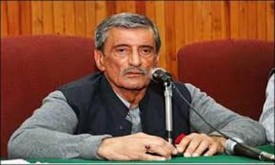 اسٹیبلشمنٹ کی اس ملک کے اندر ایک عزت ہے،غلام احمد بلور
