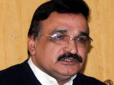 ڈاکٹر اسرار شاہ نے این اے 54سے الیکشن لڑنے کیلئے پارٹی کو درخواست دے دی