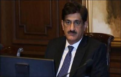 وزیراعلیٰ مراد علی شاہ آج سندھ کا بجٹ پیش کرینگے