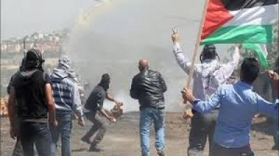 امریکی سفارتخانہ تل ابیب سے بیت المقدس منتقل اسرائیلی فوج کی فائرنگ' 52 فلسطینی شہید' اڑھائی ہزار زخمی