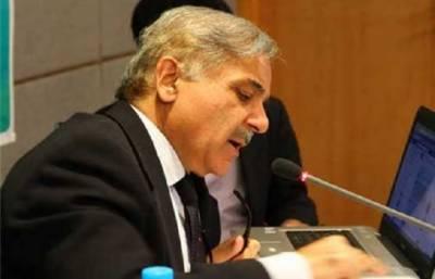 عمران نیازی نے پشاور تباہ' زرداری نے کراچی کرچی کرچی کر دیا' گٹھ جوڑ دفن کر دینگے : شہبازشریف