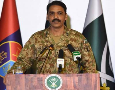 2018 ءتبدیلی کا سال' آرمی کو سیاست' الیکشن میں نہ گھسیٹا جائے : فوجی ترجمان