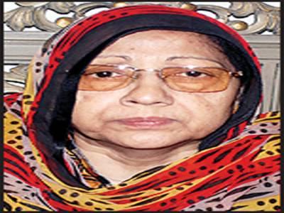 عام انتخابات ثابت کر دینگے قوم کس پارٹی کے ساتھ کھڑی ہے: ڈاکٹر حمیدہ خانم