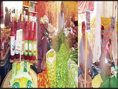کبیروالا انتظامیہ نے آنکھیں بند کرلیں رمضان بازارپر بلیک مارکیٹنگ مافیا کا قبضہ