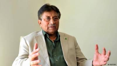 پرویز مشرف چار حلقوں سے الیکشن لڑینگے