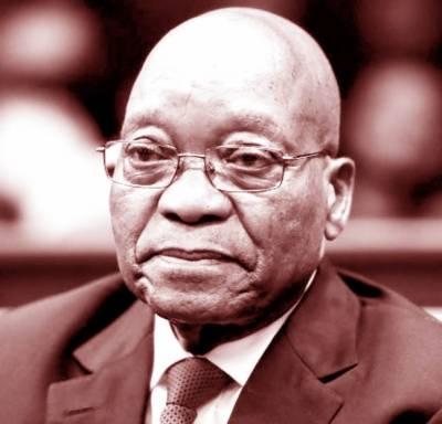 جنوبی افریقہ، سابق صدر جیکب زوما فراڈ مقدمے میں عدالت پیش