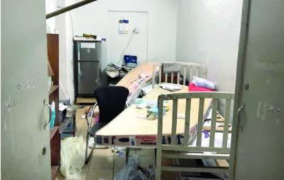 سول اسپتال میں مریضہ کی ہلاکت پر ہنگامہ