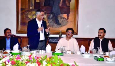 مسلسل دوسری مرتبہ مدت مکمل کرنا جمہوریت کا استحکام ہے، گورنر سندھ