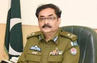 آئی جی پنجاب کا صوبے میں جرائم کی بڑھتی ہوئی شرح پر اظہار برہمی