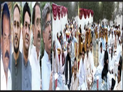 الیکشن میں ووٹ کی طاقت سے ن لیگ کی سیاسی تدفین کر دینگے: احمد یار ہراج