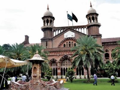 ججزکسی ایجنڈے کا حصہ نہیں ، لوگوں کواپنی حکومتی کارکردگی دکھائیں :لاہورہائیکورٹ