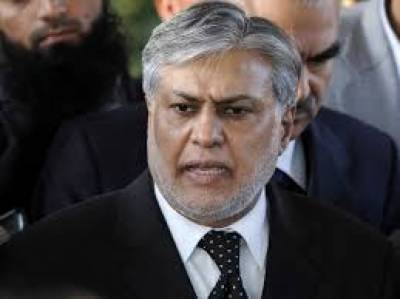 اسحاق ڈار اثاثہ جات کیس' گواہ سعید احمد کی بریت کی درخواست پر فیصلہ محفوظ
