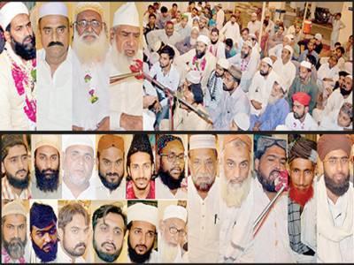 خوبصورت خانقاہیں ایمان تازہ کرتی ہیں: علامہ مظہر سعید کاظمی