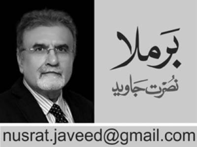 عمران خان کے وزیراعظم منتخب ہو جانے کے بعد والا منظر