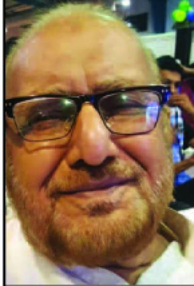 جماعت اسلامی کراچی کے نائب امیر مظفر ہاشمی کراچی میں انتقال کر گئے