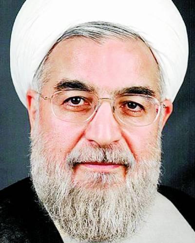 امریکی دبائو کے سامنے کسی صورت ہتھیار نہیں ڈالیں گے: ایرانی صدر