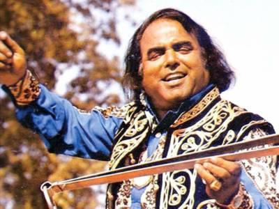 جگنی کے خالق معروف فوک گلوکار عالم لوہار کی 39ویں برسی آج منائی جائیگی