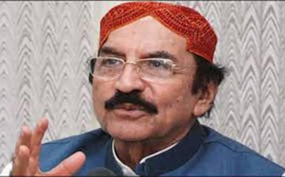 آنکھیں رکھنے والوں کو سندھ کی ترقی صاف نظر آ رہی ہے' قائم علی شاہ