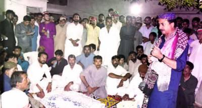 پی ایس 99تحریک انصاف کی ٹیموں کی گھر گھر عوام سے ملاقاتیں