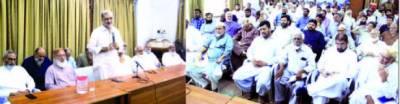 مجلس عمل ماضی کے مقابلے میں زیادہ نشستیں جیتے گی ' حافظ نعیم