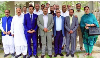 انتخابات میں میڈیا کا کردار انتہائی اہم ہے' مشیر وزیراعلیٰ سندھ