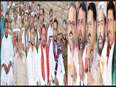 الیکشن میں عوام کے لئے تبدیلی لانے کا آخری موقع ہے۔ ملک عامر ڈوگر