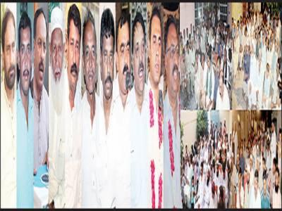 میاں نواز شریف کی وطن واپسی کے اعلان سے مخالفین کی نیندیں حرام ہو گئیں:طارق رشید