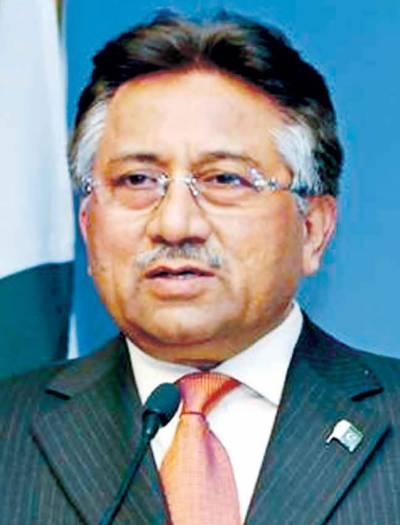 این آر او انتخابی عمل شفاف بنانے کے لئے جاری کیا، بدنیتی ، مفاد شامل نہیں تھا:مشرف