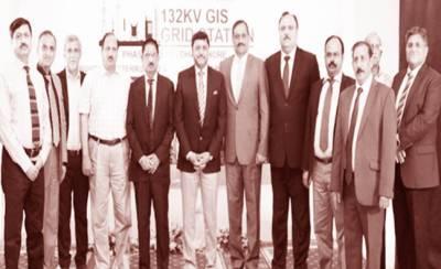 ڈی ایچ اے لاہور فیز12 (ای ایم ای) میں گرڈ سٹیشن کا سنگ بنیاد رکھ دیا گیا