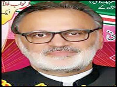 ملتان کی بہتری و ترقی کیلئے عوام مجھ پر اعتماد کریں: ڈاکٹر خالد خاکوانی