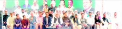 نگران وزیراعلی پنجاب کٹھ پتلی کا کردار ادا کررہے ہیں رانا مشہود