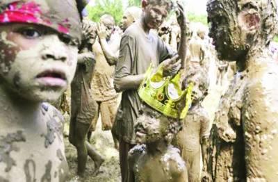 امریکی ریاست مشی گن میں سالانہ مڈ فیسٹیول کا انعقاد