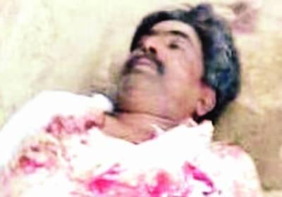 بوریوالا : مخالفین کی فائرنگ، یو سی چیئرمین نثار ولیکا قتل