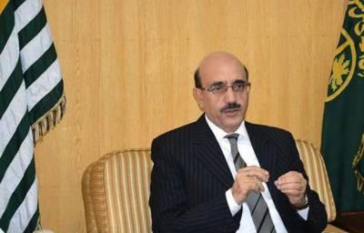 سڑکوں کے انفراسٹرکچر کو بہتر بنانے سے ٹورازم کو فروغ ملے گا،صدر مسعود