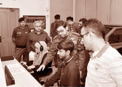 8787 شکایت سنٹر کو 24 گھنٹے فعال رکھا جائے: سید کلیم امام