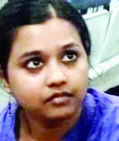 پروا ز کے دوران مودی کیخلاف نعرے لگانے والی بھارتی طالبہ گرفتار
