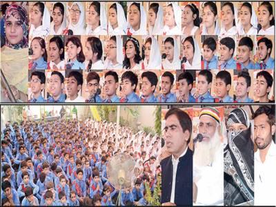 آکسفورڈ ہائی سکول چونگی نمبر 1میں یوم دفاع کی تقریب ایگزیکٹو ڈائریکٹر ایوب انجم نے دفاع پاکستان کی اہمیت پر روشنی ڈالی