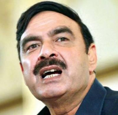 پاکستان ریلوے اورہم سی پیک کی مکمل حمایت کرتے ہیں: شیخ رشید