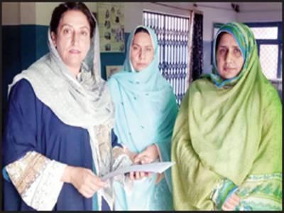 دارالامان میں مقیم خواتین کے مسائل حل کئے جائیں گے: شاہدہ احمد