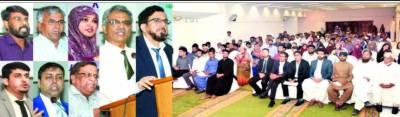 کراچی کے نو جوان کی ذہنی صحت کے لئے فر سٹر یشن سے روکنا ہو گا، ڈاکٹر محمد صدیق