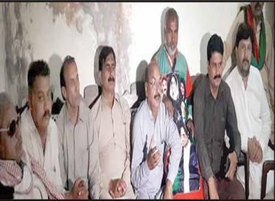 قیادت کا میڈیا ٹرائل اور جھوٹے مقدمات پیپلز پارٹی کو بدنام کرنے کی سازش ہے: سلیم الرحمن میئو