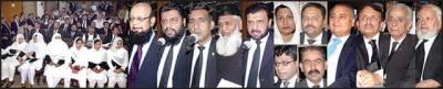 بار و بنچ کا مسلسل رابطہ مسائل کے حل میں اہم کردار ادا کرتا ہے، جسٹس سردار شمیم خان
