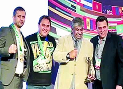 دنیا ئے باکسنگ میں پاکستان کی نمائندگی ملنے پر فخر ہے: سید نعمان شاہ