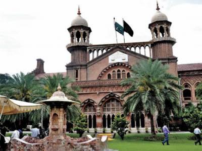 لاہور ہائیکورٹ نے پبلک سیفٹی کمشن کی منظوری کے بغیر آئی جی کی تعیناتی کیخلاف درخواست پر سیکرٹری قانون کو 22 نومبر کو طلب کرلیا