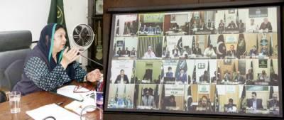 پاکستان کو عالمی سطح پر پولیو زدہ ممالک کی فہرست سے نکلنا ہوگا:ڈاکٹر یاسمین راشد