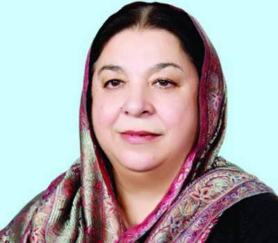 سابق وزیر داخلہ لفٹیننٹ جنرل (ر) معین الدین حیدر تھیلیسیمیا فیڈریشن آف پاکستان کے صدر، یاسمین راشد سیکرٹری جنرل منتخب