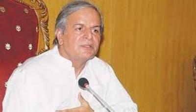 وفاقی حکومت بلوچستان کے مسائل حل کرنے میں سنجیدہ نہیں: جاوید ہاشمی